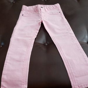 Cat and Jack pink jeans